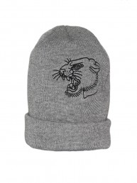 Light Gray Winter Snake Legend Hat