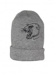 Light Gray Winter Snake Legend Hat