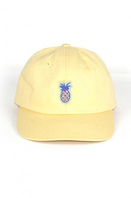 pineapple yellow cap snake legend front