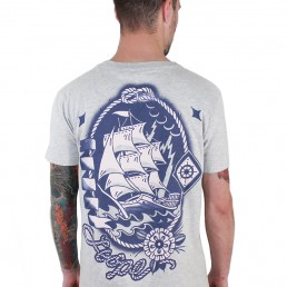 sink or swim men t-shirt snake legend