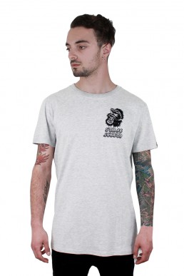 summer gorilla gray men t-shirt snake legend