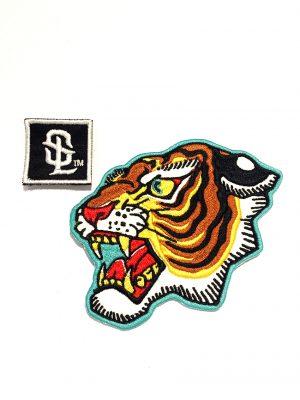 tiger head patch snake legend